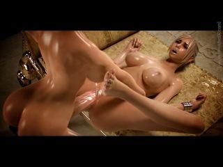 В гостях у порно звезды